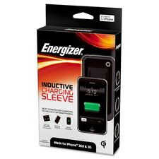 <strong>Energizer®</strong> Qi-Enabled Charger Sleeve For Iphone 3G/3Gs
