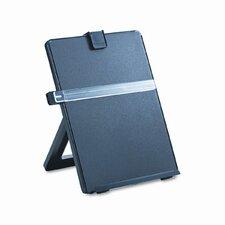 Non-Magnetic Letter-Size Desktop Copyholder, Plastic