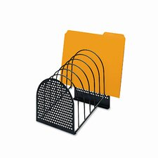 Perf-Ect Step File, Seven Sections, Metal/Wire