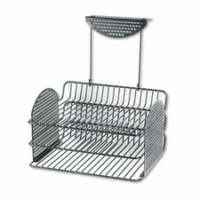 Perf-Ect Partition Additions Three-Tray Organizer