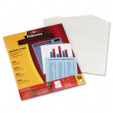 Laminating Pouches, 3Mil, 25/Pack