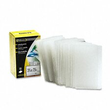 Laminating Pouch, 10 Mil, Business Card Size, 100/Pack