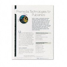 <strong>Fellowes Mfg. Co.</strong> Thermal Binding System Covers, 60 Sheets, 10/Pack