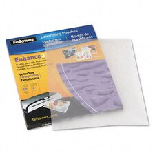 <strong>Fellowes Mfg. Co.</strong> Laminating Pouches, 3mm, 11-1/2 x 9, 50/pack
