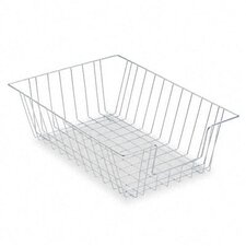 <strong>Fellowes Mfg. Co.</strong> Workstation Legal Size Desk Tray Organizer, Single-Tier, Wire