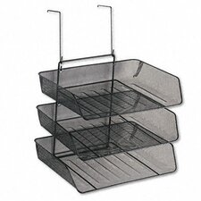 Mesh Partition Additions Three-Tray Organizer