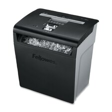 <strong>Fellowes Mfg. Co.</strong> Powershred P-48C Deskside Cross-Cut Shredder, 8 Sheet Capacity