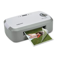"Exl Laminator, 4 1/2"" Wide, 5 Mil Maximum Document Thickness"