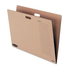 <strong>Fellowes Mfg. Co.</strong> Bulletin Board Folder Bankers Box