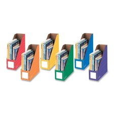 <strong>Fellowes Mfg. Co.</strong> Bankers Box Magazine File Holder (Set of 6)