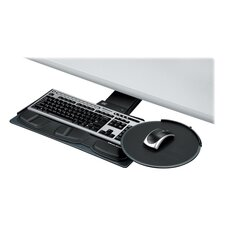<strong>Fellowes Mfg. Co.</strong> Professional Series Sit/Stand Keyboard Tray