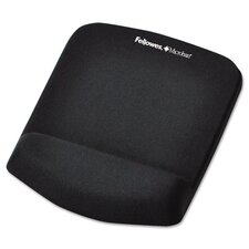 PlushTouch Wrist Support Mouse Pad with Foam Fusion