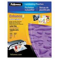 Laminating Pouches (100 Pack)
