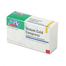 Instant Cold Compress, 5 Compress/Pack