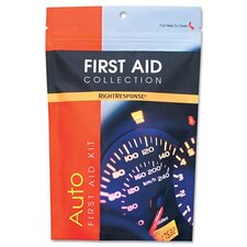 <strong>First Aid Only™</strong> Rightresponse Auto First Aid Kit,