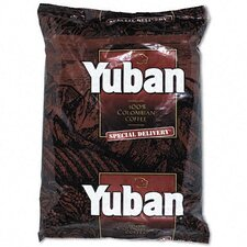 Yuban Special Delivery Coffee, Colombian, 1 1/5 Oz. Packs, 42/Carton