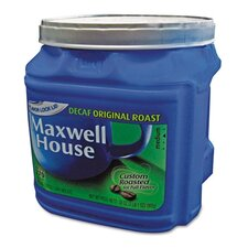 <strong>FIVE STAR DISTRIBUTORS, INC.</strong> Maxwell House Coffee, Decaffeinated Ground Coffee, 33 Oz. Can