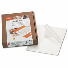 <strong>GBC®</strong> Swingline Heatseal Laminating Pouches, 3 Mil, 100/Box
