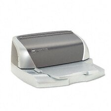 ProClick P210E Electric Comb Binding Machine, 110-Sheets, 16 x 14 x 9, Silver/GY
