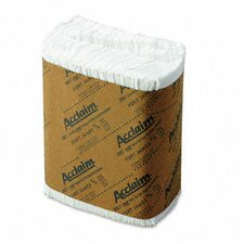 Hynap Tall Fold Dispenser Napkins, One-Ply, 10000/Carton