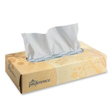 Facial 2-Ply Tissue - 100 Sheets per Box / 30 Boxes per Carton