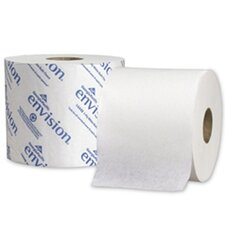 Envision High-Capacity Standard 2-Ply Bath Tissue - 1000 Sheets per Roll