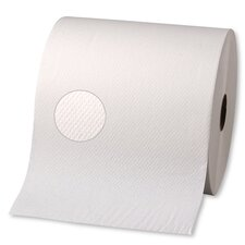 Signature Two-Ply Premium High-Capacity Roll Towels in White