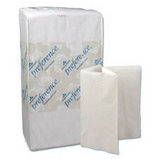 (200 per Carton) Preference Dinner Napkins 3-Ply in White