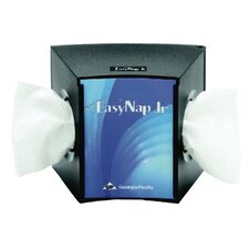 easy nap Jr. Napkin Dispenser in Black
