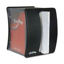 easy nap Napkin Dispenser in Black