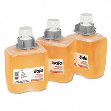 <strong>GOJO Industries</strong> Fmx-12 Foam Hand Wash, Orange Blossom, Fmx-12 Dispenser, 1250Ml Pump, 3/Carton