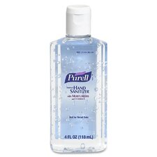 Purell Portable Hand Sanitizer - 4-oz. / 24 per Case