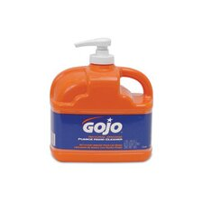 Profile 40180 Gallon Natural* Orange™ Smooth Lotion Formula Hand Cleaner With Pumice Srubbers With Pump Dispenser