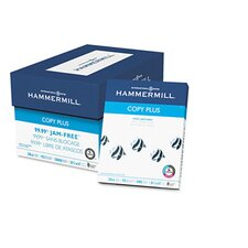 <strong>Hammermill</strong> Copy Plus Copy Paper, 92 Brightness, 20Lb, 5000 Sheets/Carton
