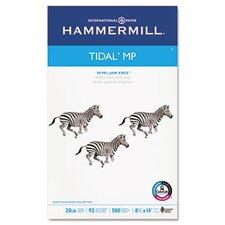 Tidal Mp Copy Paper, 92 Brightness, 20Lb, 8-1/2 X 14, 500 Sheets/Ream