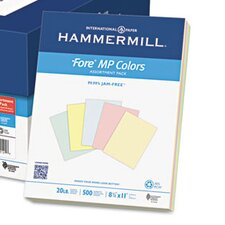Fore 20-lb Recycled Multipurpose Colored Paper (Pack of 500)