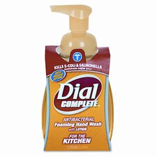 Dial® Complete® Foaming Hand Wash - 7.5- oz.