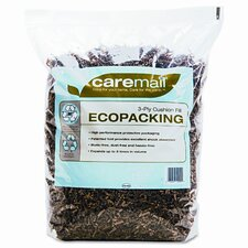 Caremail Caremail Ecopacking Protective Packaging, 0.31 Cubic Feet