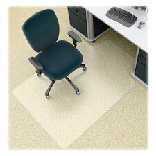 Low Pile Carpet Chair Mat