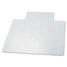 EconoMat Hard Floor Straight Edge Chair Mat