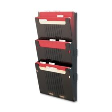 3 Pocket Hanging File System