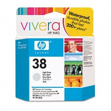 OEM Ink Cartridge, 480 Page Yield, Gray