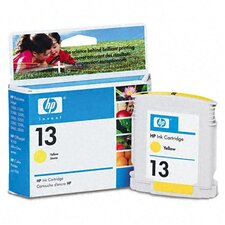OEM Ink Cartridge, 1000 Page Yield, Yellow