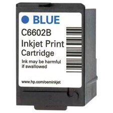 OEM Ink Cartridge, 7 Page Yield, Blue
