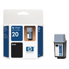 OEM Ink Cartridge, 500 Page Yield, Black
