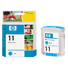 OEM Ink Cartridge, 2350 Page Yield, Cyan