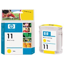 OEM Ink Cartridge, 2550 Page Yield, Yellow
