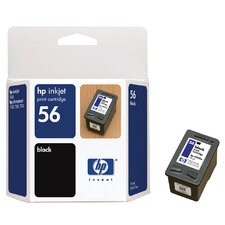 OEM Ink Cartridge, 520 Page Yield, Black