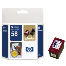 OEM Ink Cartridge, 140 Page Yield