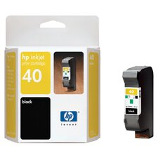 OEM Ink Cartridge, 1100 Page Yield, Black
